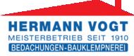 Hermann Vogt GmbH und Co. KG Bedachungen und Bauklempnerei